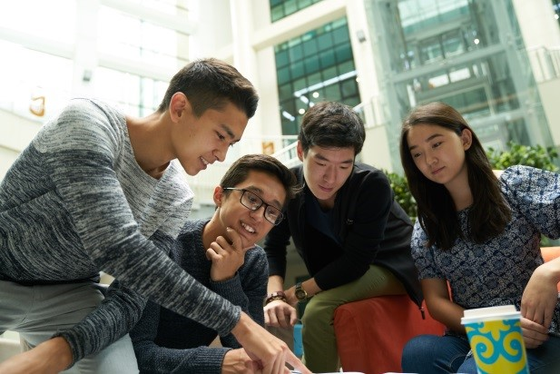 Language and preparatory courses at Nazarbayev University