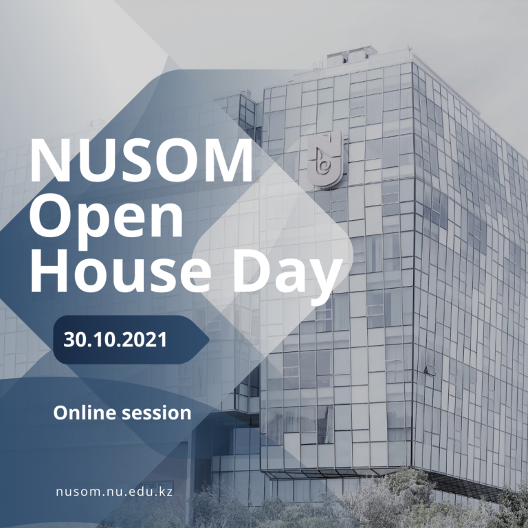NUSOM Open House Day_30.10.2021